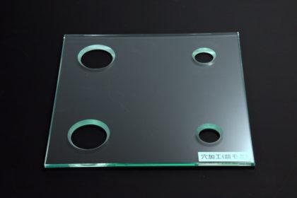 皿モミ加工のイメージ