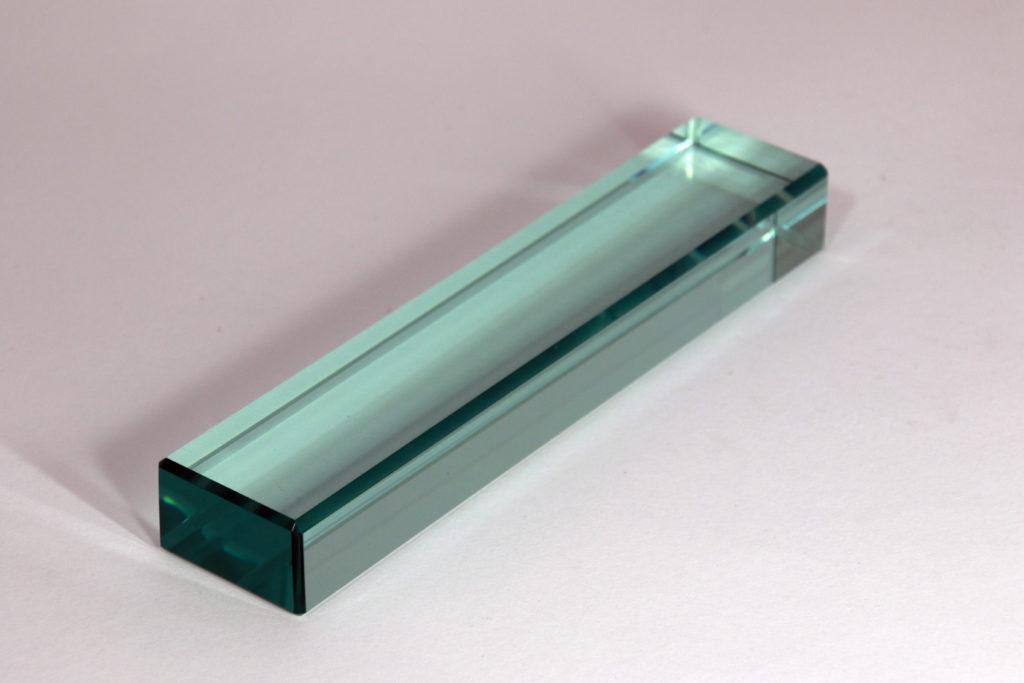 透明ガラス(42mm×25mm×195mm)