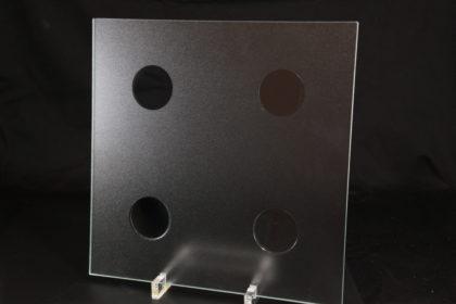 タペストリー硝子のイメージ